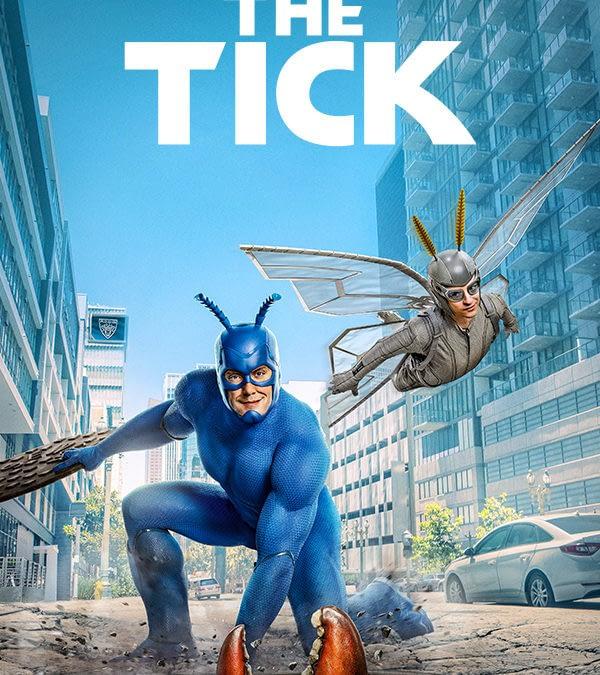 'The Tick' Season 2: Brendan Hines, Valorie Curry, Scott Speiser Talk Superian, Dot, and Overkill [INTERVIEW]