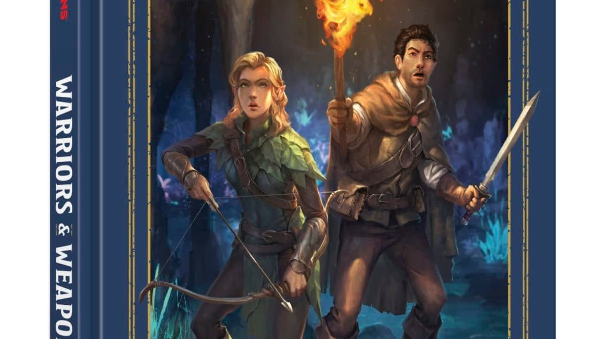 "Ten Speed Press Announces Dungeons & Dragons ""Young Adventurer's Guides"""