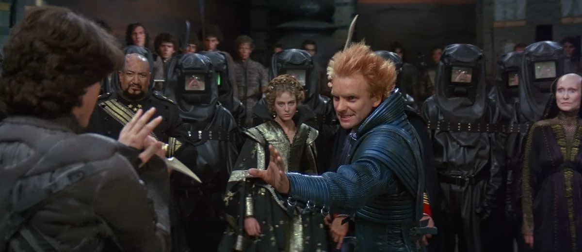 """Dune"" Casting of Feyd Harkonnen Spotted on IMDb, then Vanishes"