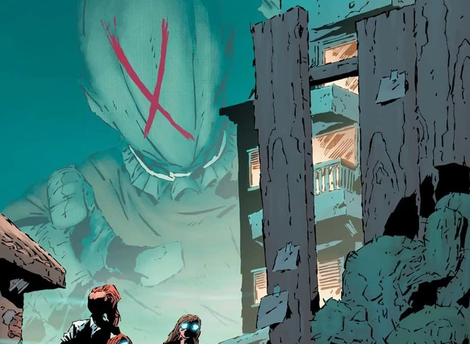 Keith Giffen Revives Inferior Five for DC Comics in September - What to Do With Woody Allen?