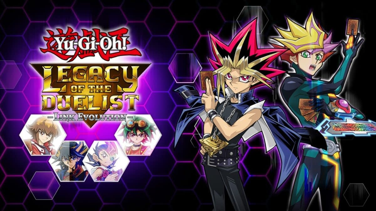 """""""Yu-Gi-Oh! Legacy of the Duelist"""" Lets You Swap the Card Art"""