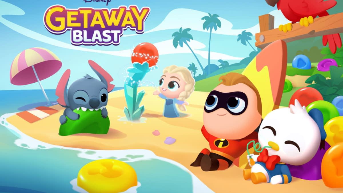 "We Tried Out ""Disney Getaway Blast"" From Gameloft at E3 2019"