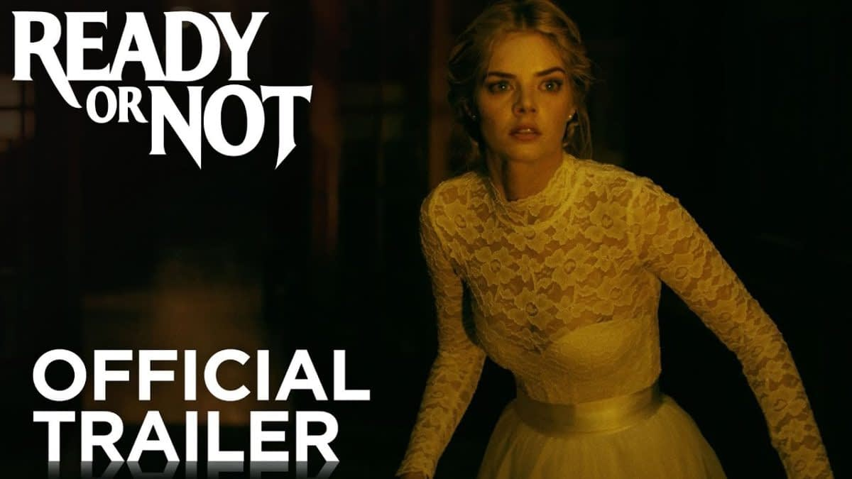 """Ready or Not"" Trailer: Hide and Seek Gone Gory"
