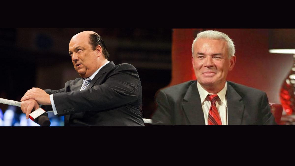 "WWE Names Paul Heyman, Eric Bischoff ""Executive Directors"" of ""Raw,"" ""SmackDown Live"""