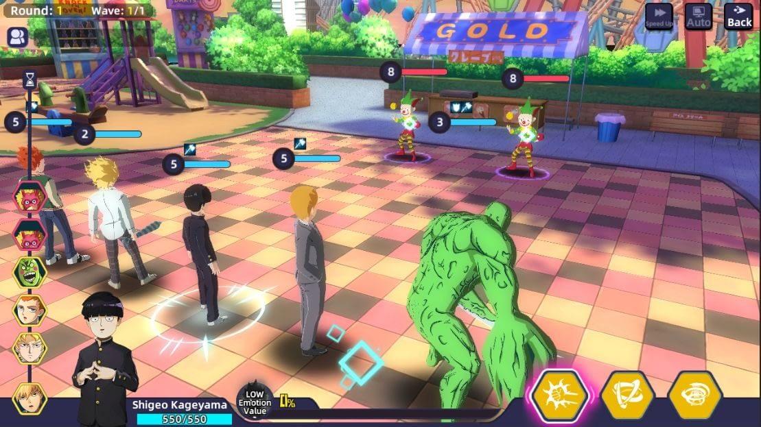"""Mob Psycho 100: Psychic Battle"" Coming Soon From Crunchyroll"