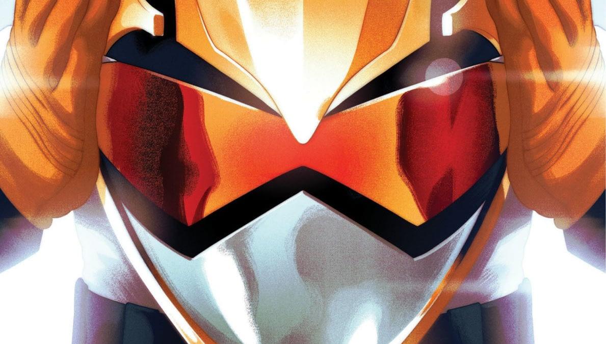 Hasbro Creates New Orange Power Ranger for Make-a-Wish SDCC Variant