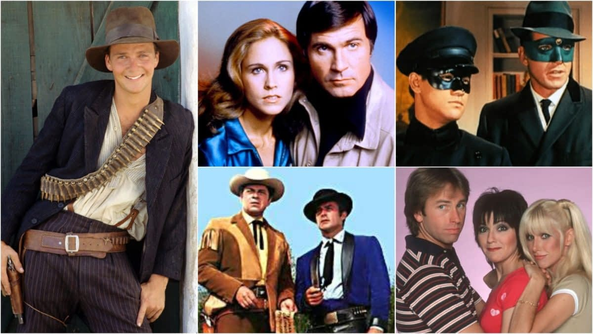"""Buck Rogers,"" ""Green Hornet,"" ""Young Indiana Jones"" and More: 5 (More) Reboot/Remake-Ready TV Shows [OPINION]"