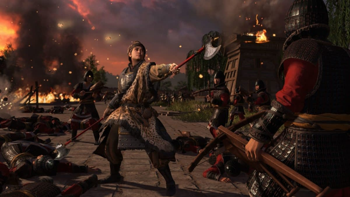 """""""Total War: Three Kingdoms"""" To Receive """"The Eight Princes"""" Pack"""