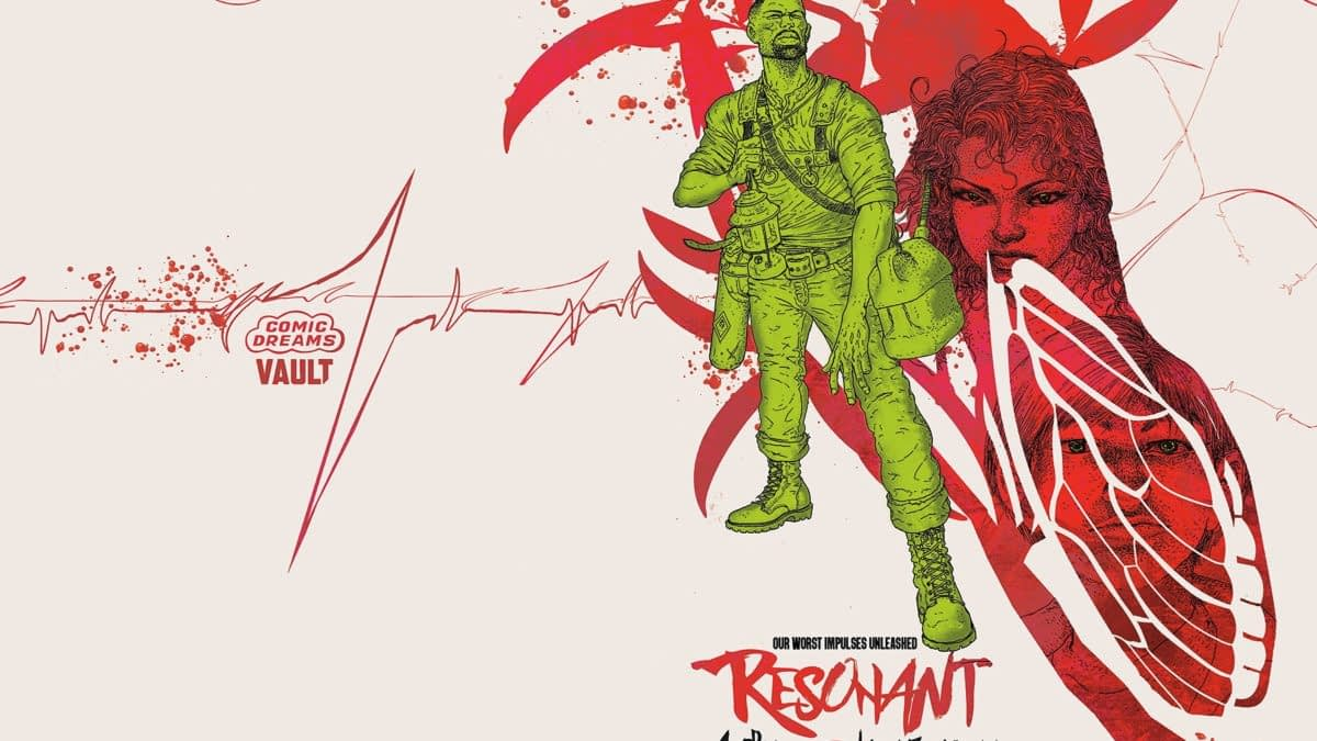 Resonant #1 Gets a Very Meaningful 'Comic Dreams' Variant From Ramon Villalobos at San Diego Comic-Con 2019