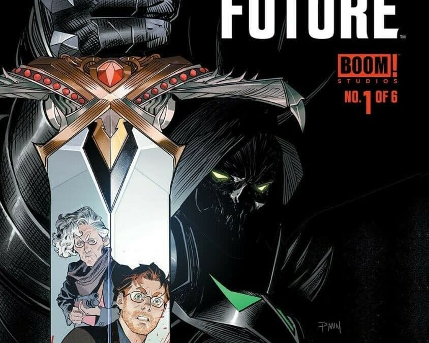 Kieron Gillen and Dan Mora's Once & Future #1 Limited Edition Debut at SDCC is $65 on eBay