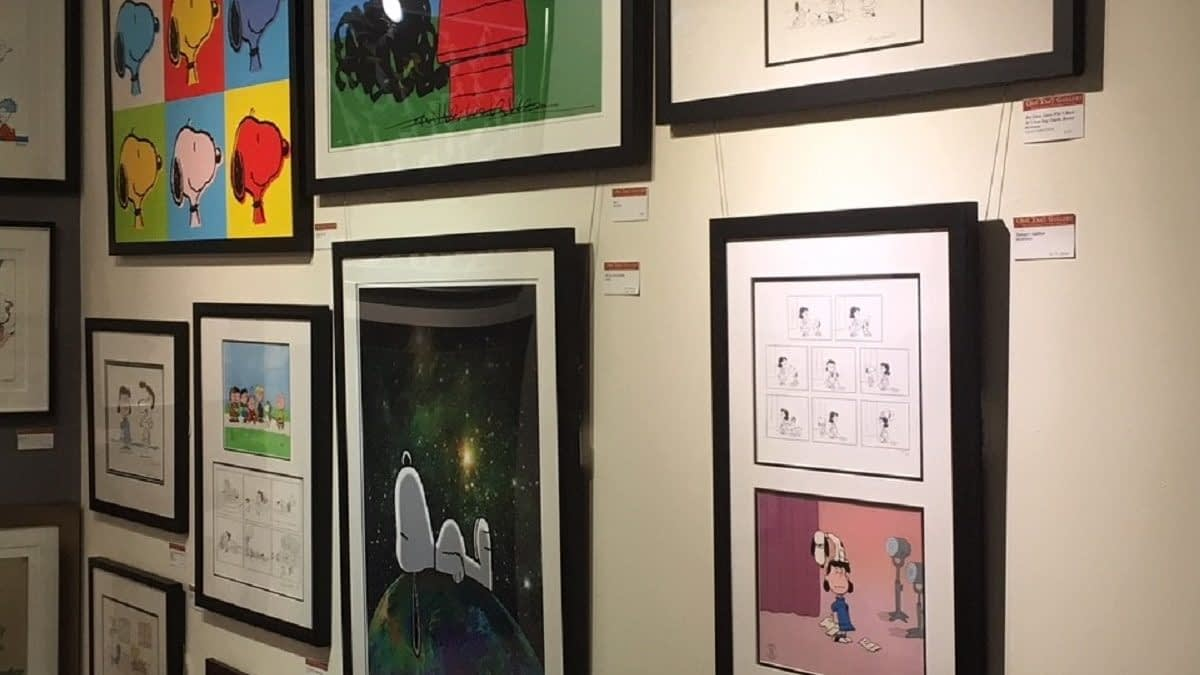 The Chuck Jones Gallery: Bleeding Cool Takes the SDCC 2019 Tour