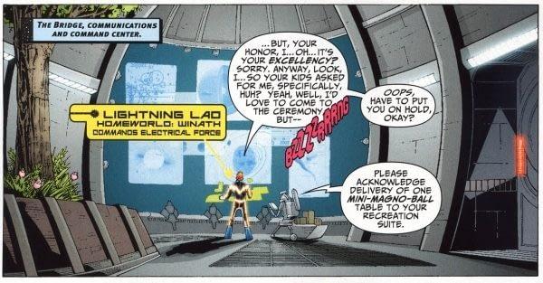 Jim Shooter On Amending The Legion Of Superheroes (UPDATE)