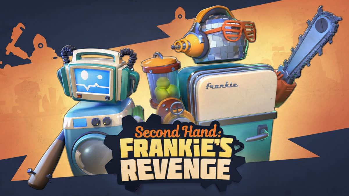 Quick Game Review - Second Hand: Frankie's Revenge