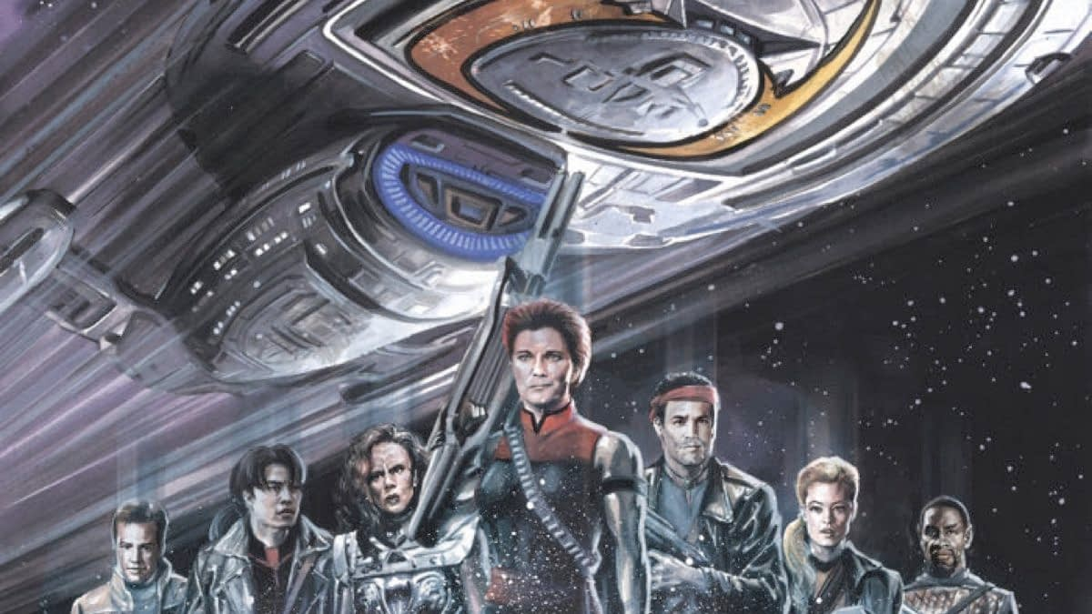 Star Trek: Voyager Heads to Mirror Universe in new IDW Comic