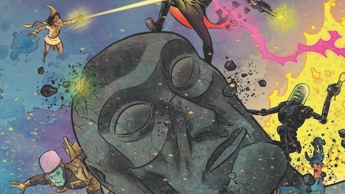 Lemire and Zonjic Launch Skulldigger + Skeleton Boy in December, Plus Black Hammer 3 for $1 Reprint