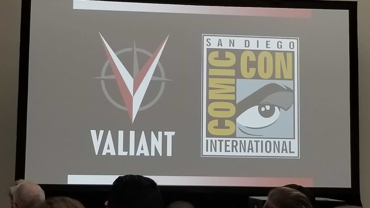 Valiant Announces New Rai Series for November, More from SDCC Retailer Lunch