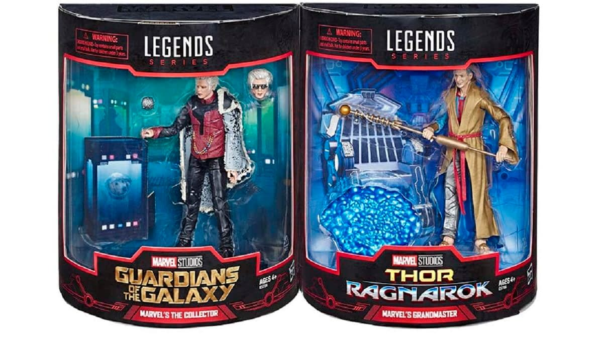 Marvel Legends Reveals Come Fast and Furious at Hasbro SDCC Panel