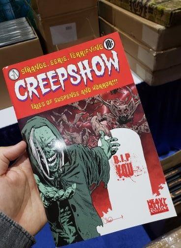 Greg Nicotero Publishes Creepshow #0 With Heavy Metal Magazine for San Diego Comic-Con 2019