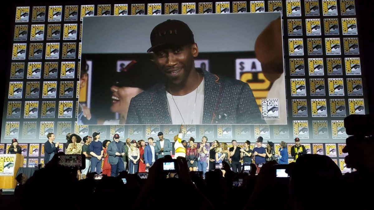 Mahershala Ali - Luke Cage's Cottonmouth - is the New Blade