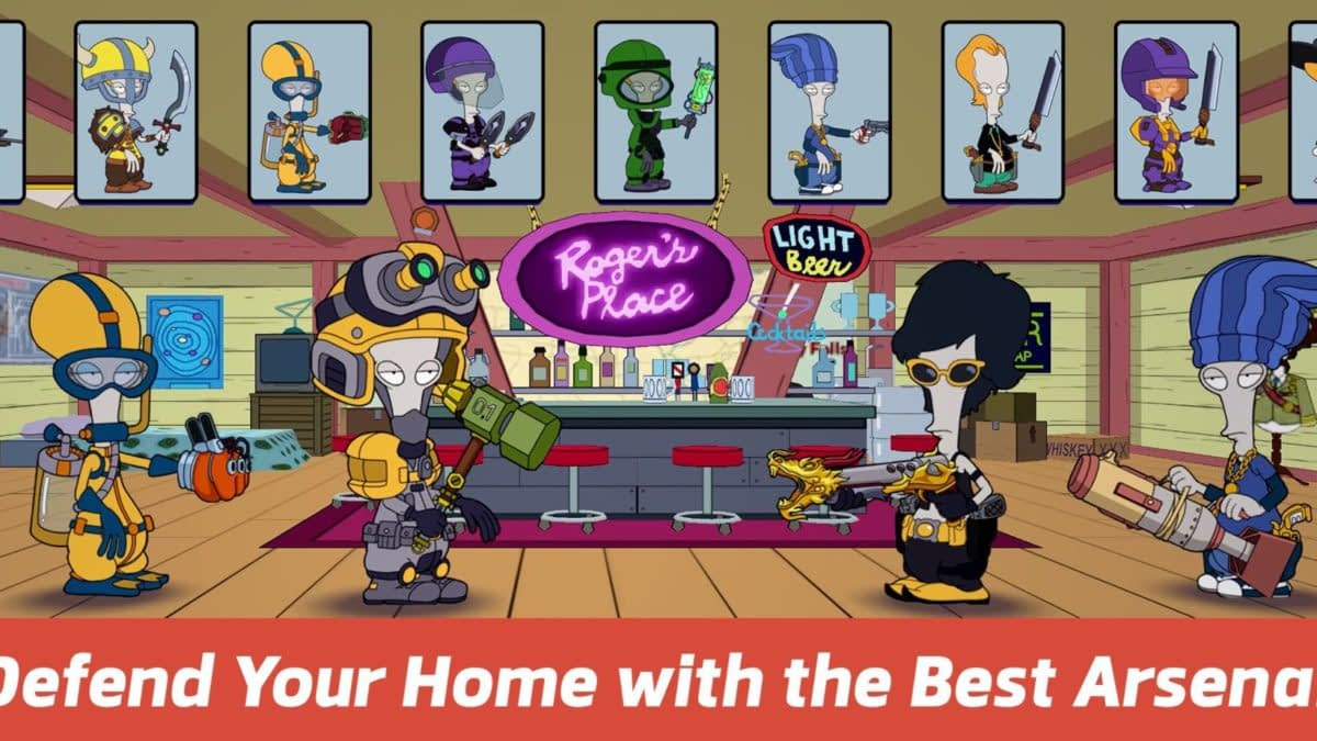 """""""American Dad! Apocalypse Soon"""" Launches On Mobile Devices"""
