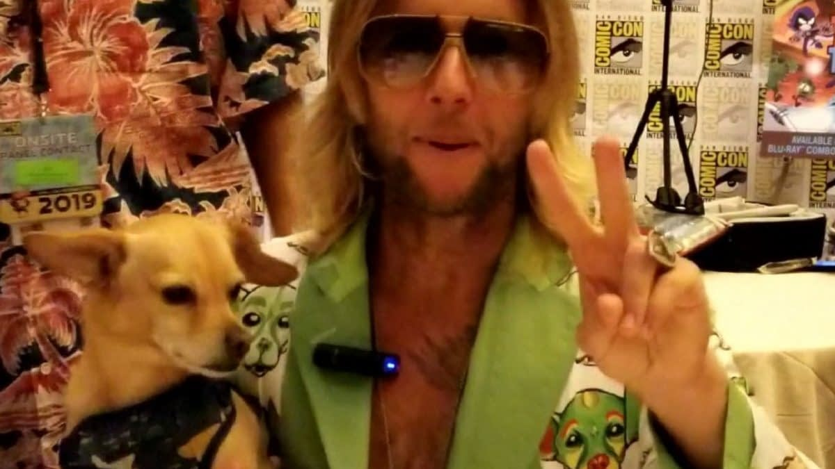 """""""Teen Titans GO! Vs. Teen Titans"""": Greg Cipes on Voicing Beast Boy; Wingman G Agrees [INTERVIEW]"""