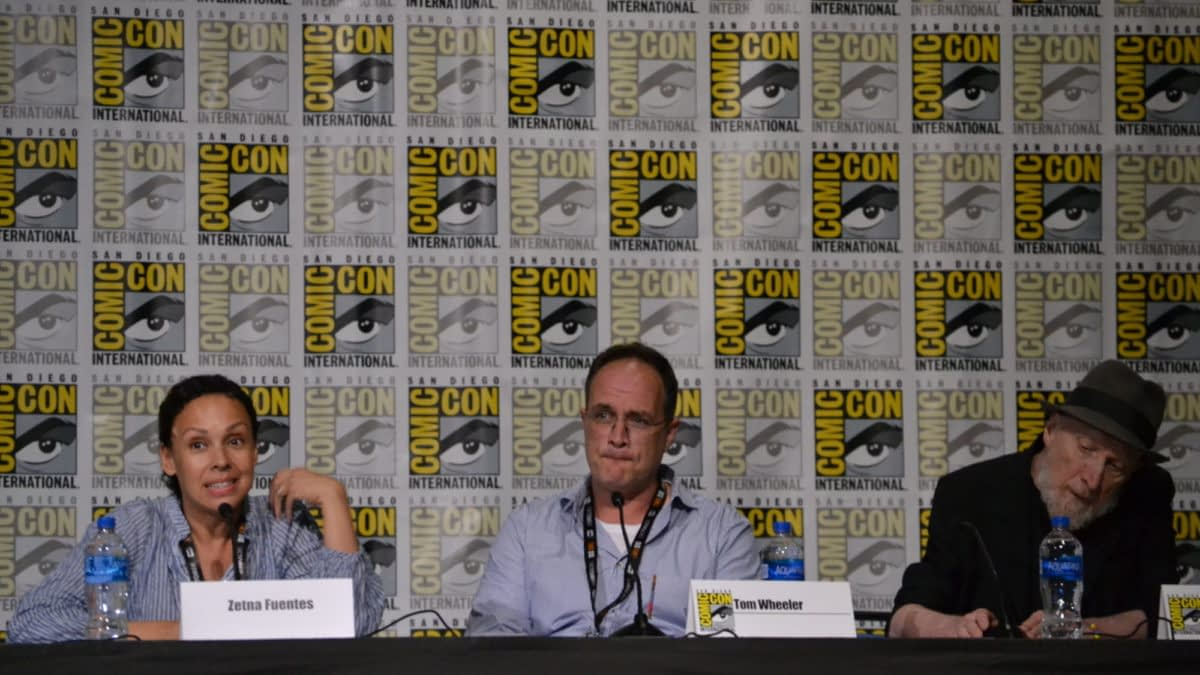 """""""Cursed"""": Frank Miller, Tom Wheeler & Zetna Fuentes Talk Novel/Netflix Series Project"""