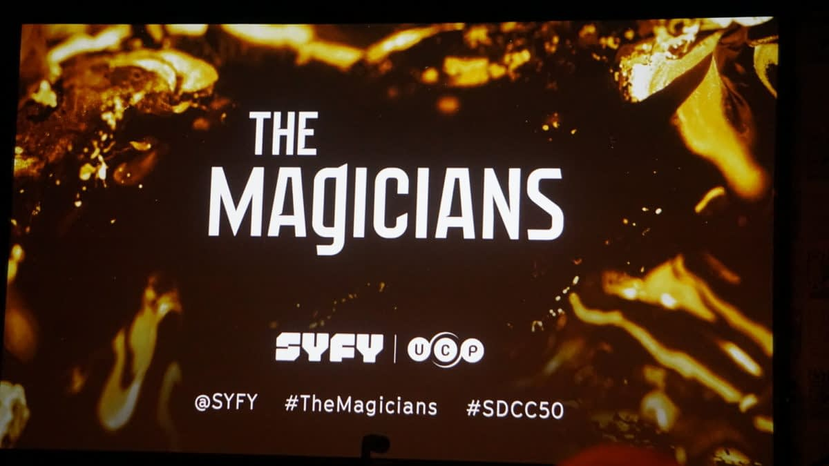 """The Magicians"" Season 5: A Personal SDCC 2019 Panel Perspective (""MST3K""-Style Edition)"
