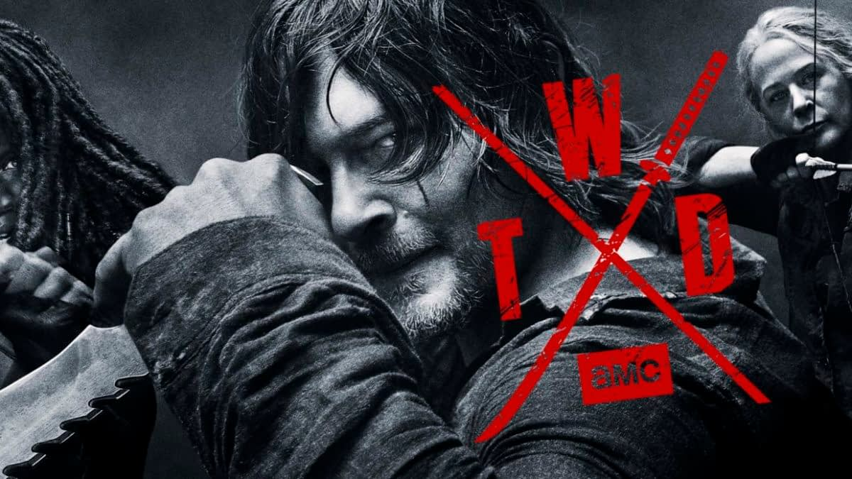 """The Walking Dead"" Season 10: Danai Says Goodbye, Reedus Goes ""Looper"" & More [VIDEO]"