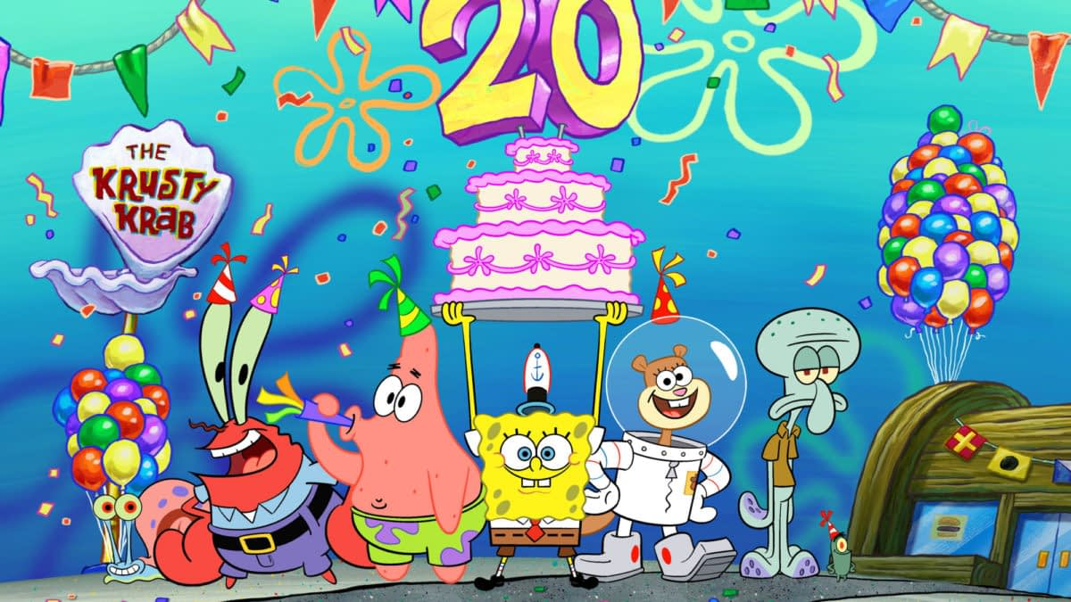 """SpongeBob SquarePants"" Team Talks Bikini Bottom's Past & Future [INTERVIEW]"