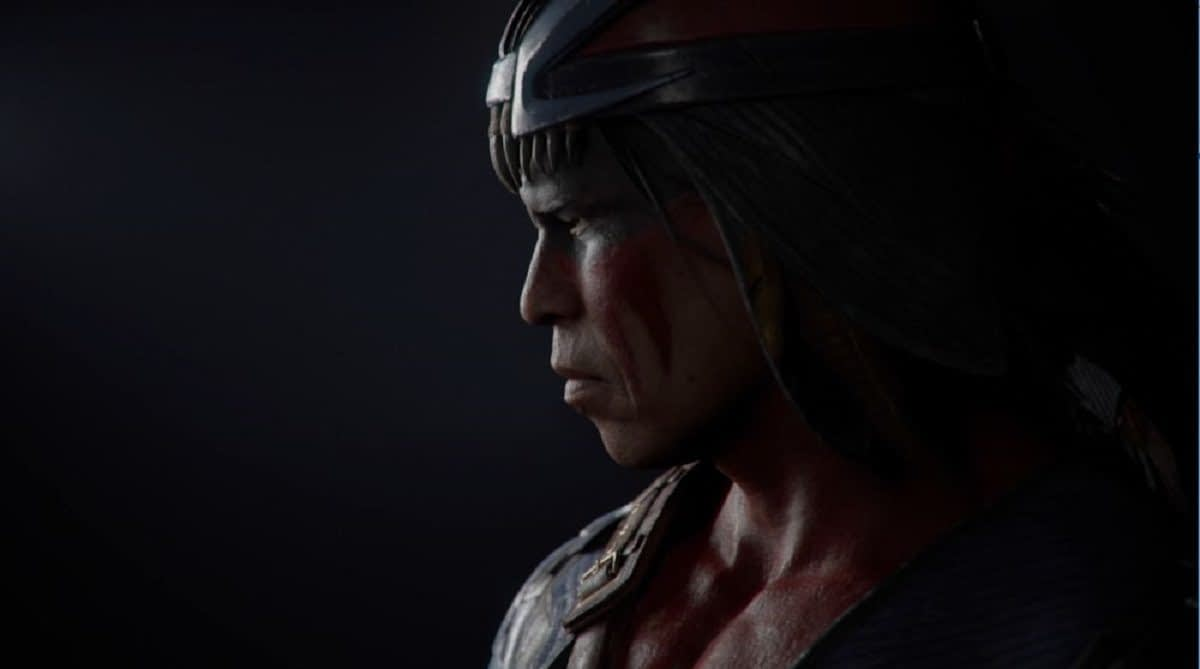 """Nightwolf's Second And Better """"Mortal Kombat 11"""" Fatality Revealed"""