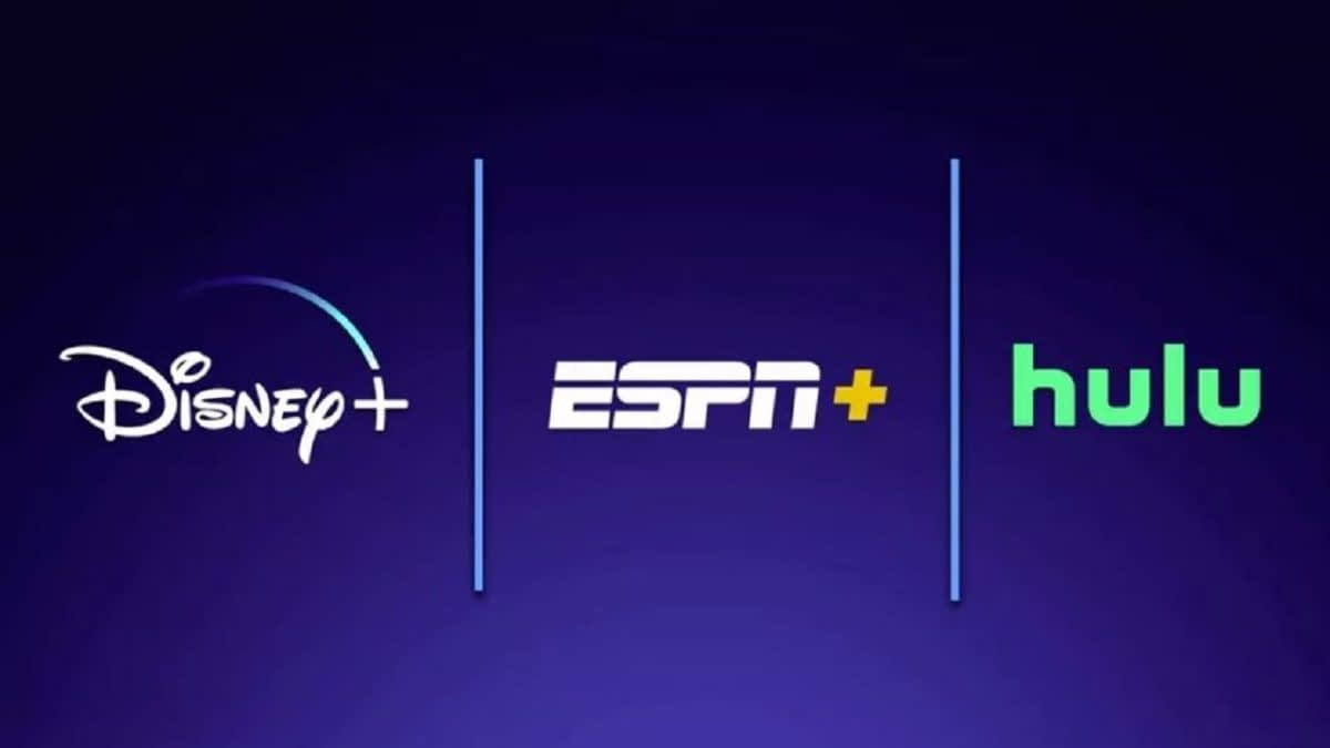 Disney+, Hulu Basic & ESPN+ Offered as $12.99 Bundle; Available November