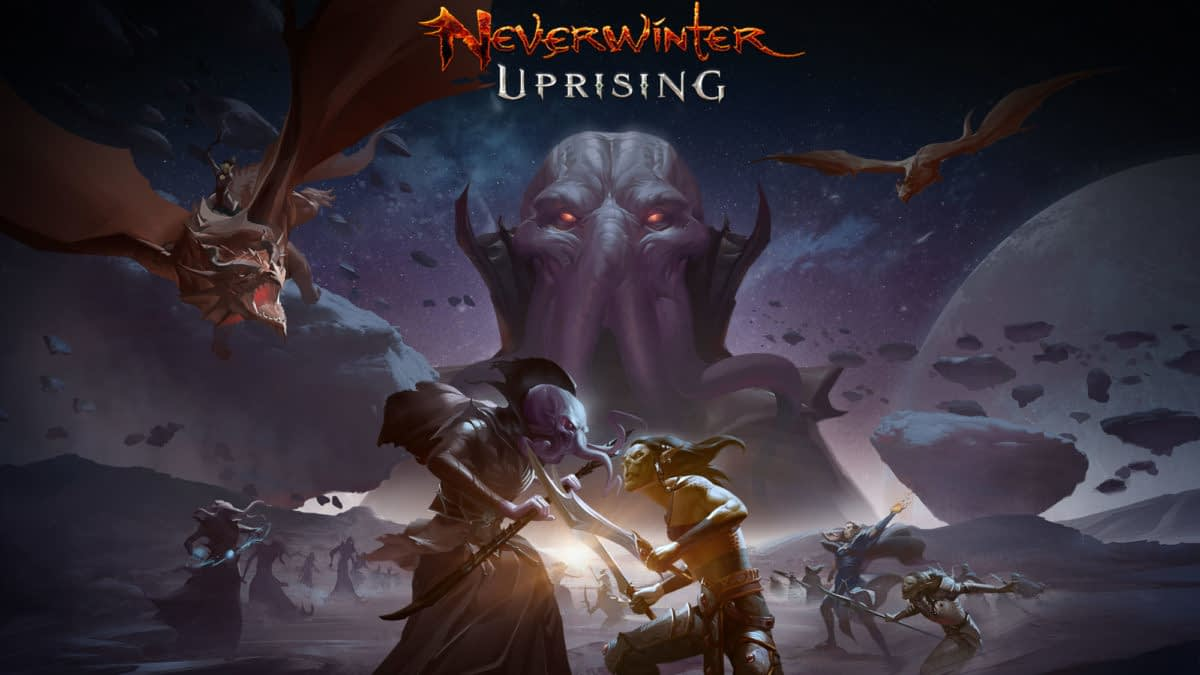 """Neverwinter: Uprising"" Launches Today On PC, Console In October"