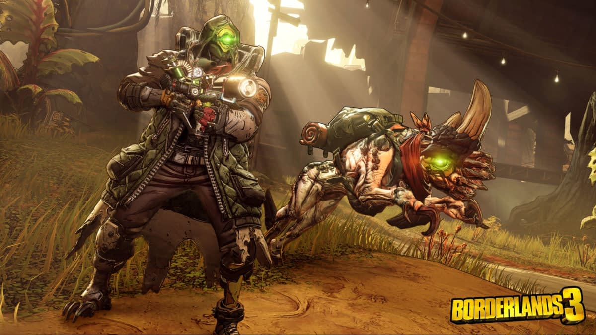 """Borderlands 3"" Protagonist's Gender Identity Puts Fandom In A Tizzy"
