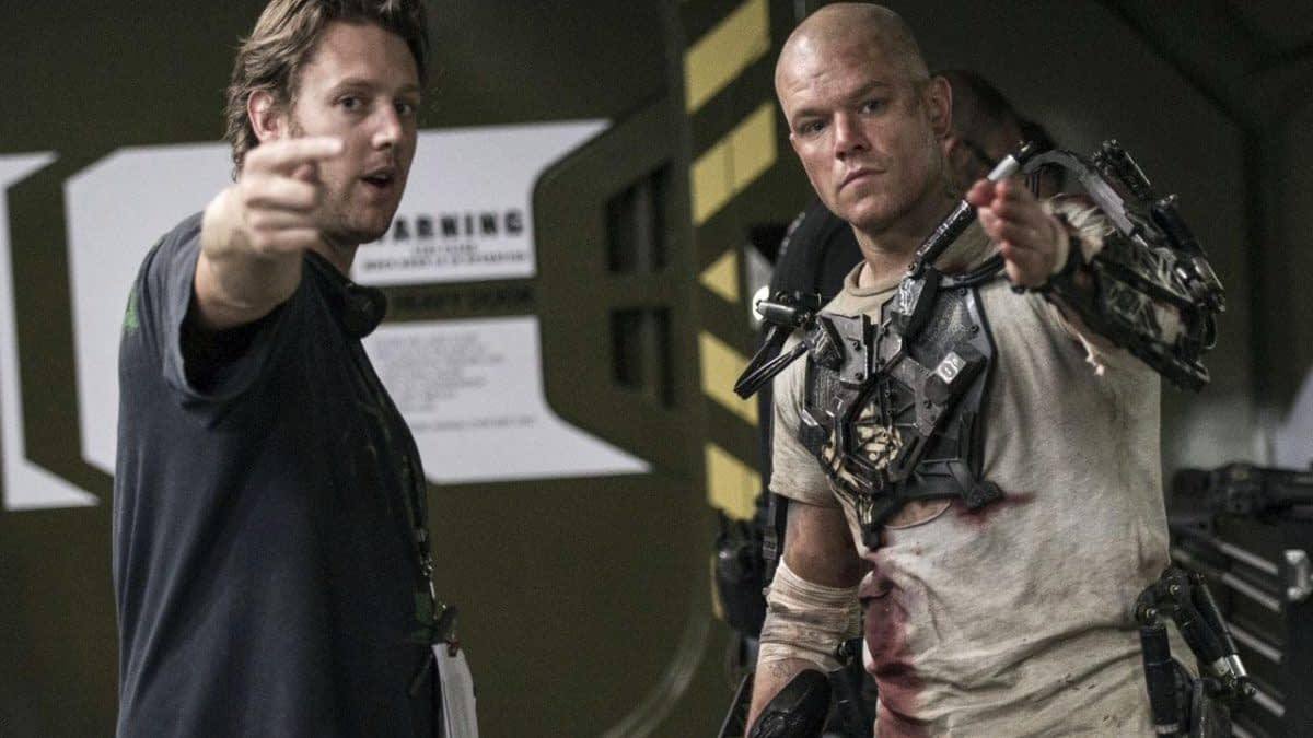 "Director Neill Blomkamp off ""RoboCop Returns"", Says MGM Won't Wait"