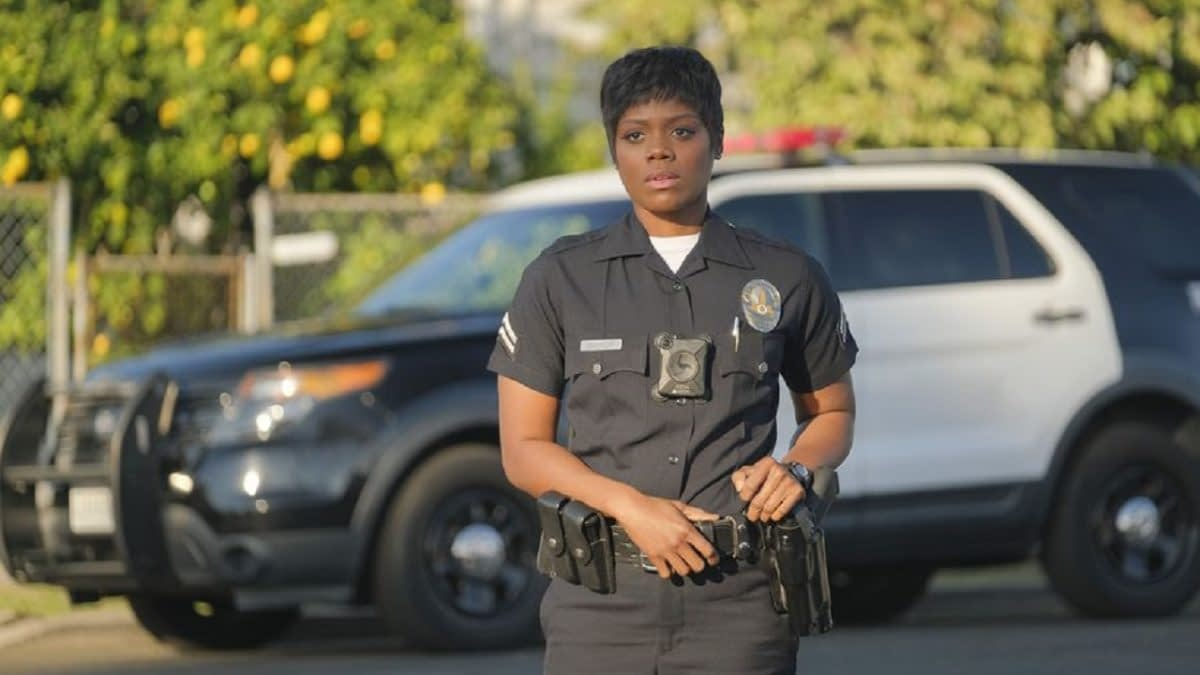 """The Rookie"" & Afton Williamson: ABC Acts Like They're New at This [OPINION]"