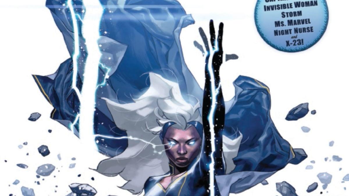 An X-Men Reunion in Fearless #2 [Preview]