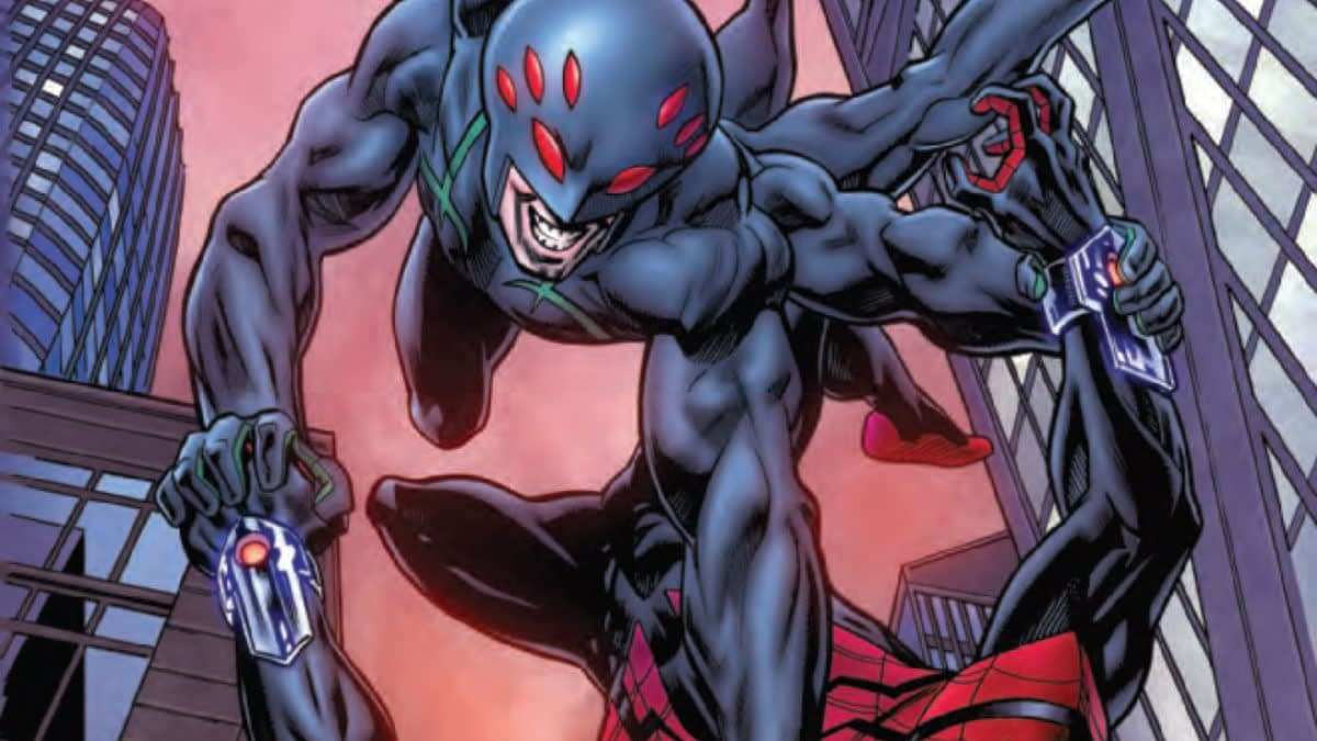 Unmasking Spider-Man in Superior Spider-Man #10 [Preview]
