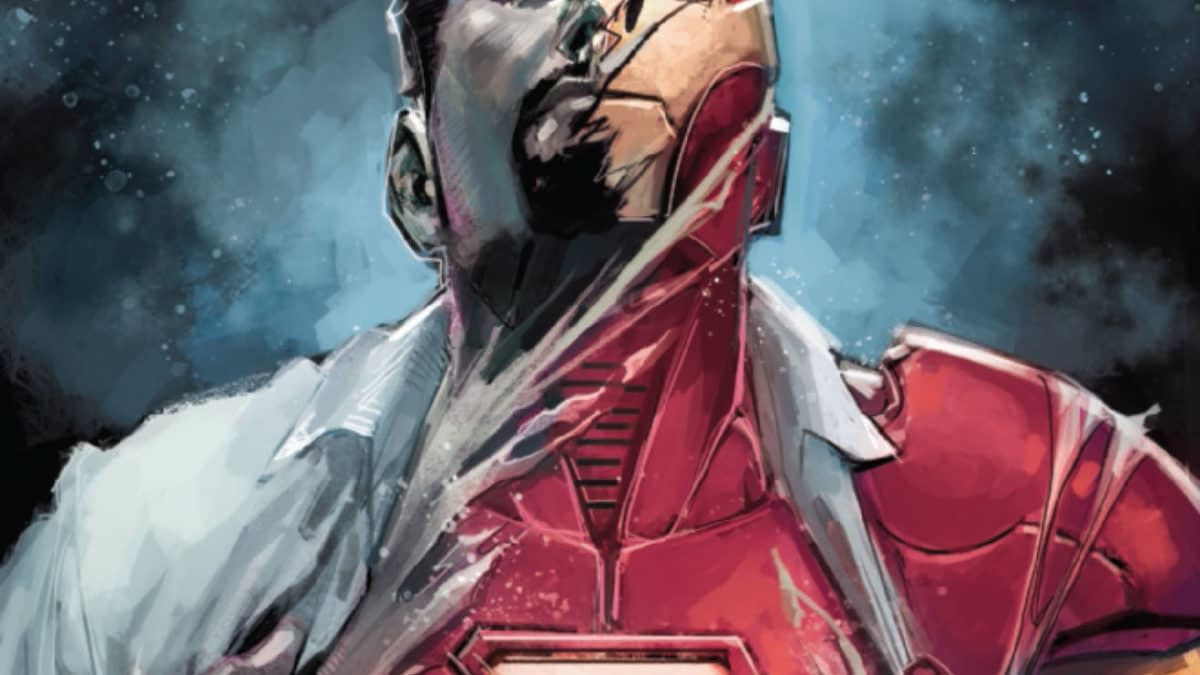 Tony Stark's Shocking Revelation in Iron Man #15 [Preview]