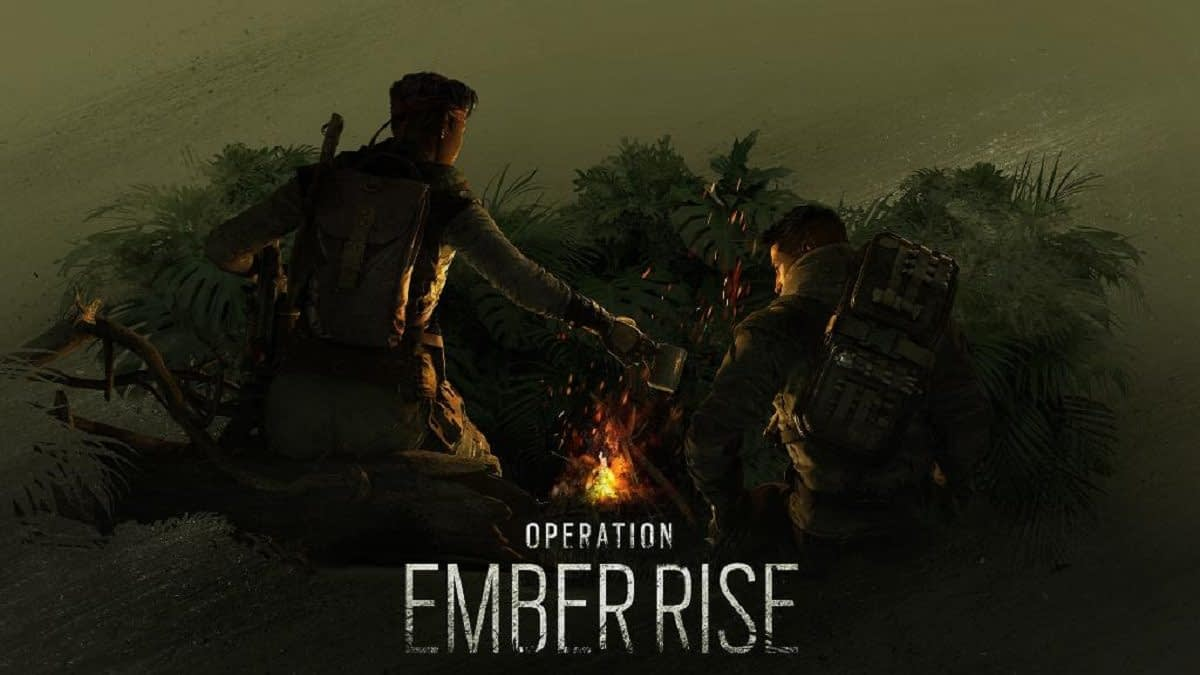 "Ubisoft Reveals ""Rainbow Six Siege"" Additions For Operation: Ember Rise"