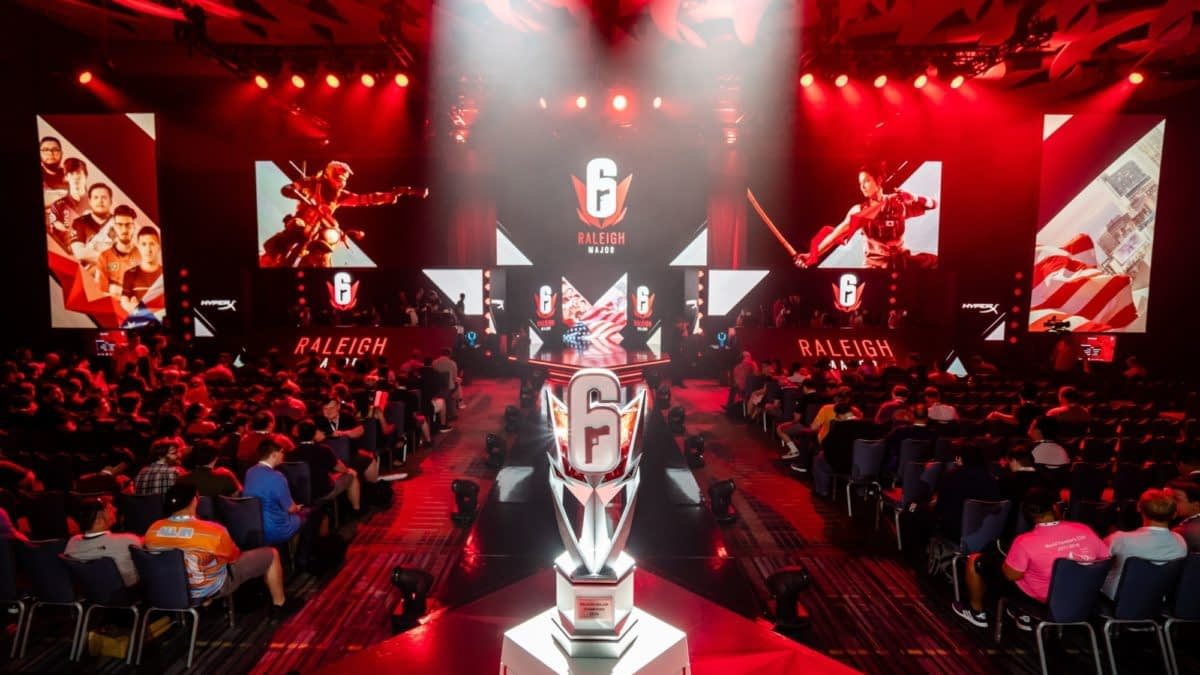 Six Major Raleigh 2019: Grand Finals - Team Empire vs. G2 Esports
