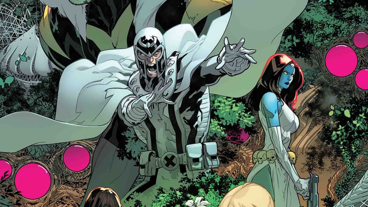 Meet the New Leader of the X-Men in Powers of X #2 [X-ual Healing 8-14-2019]