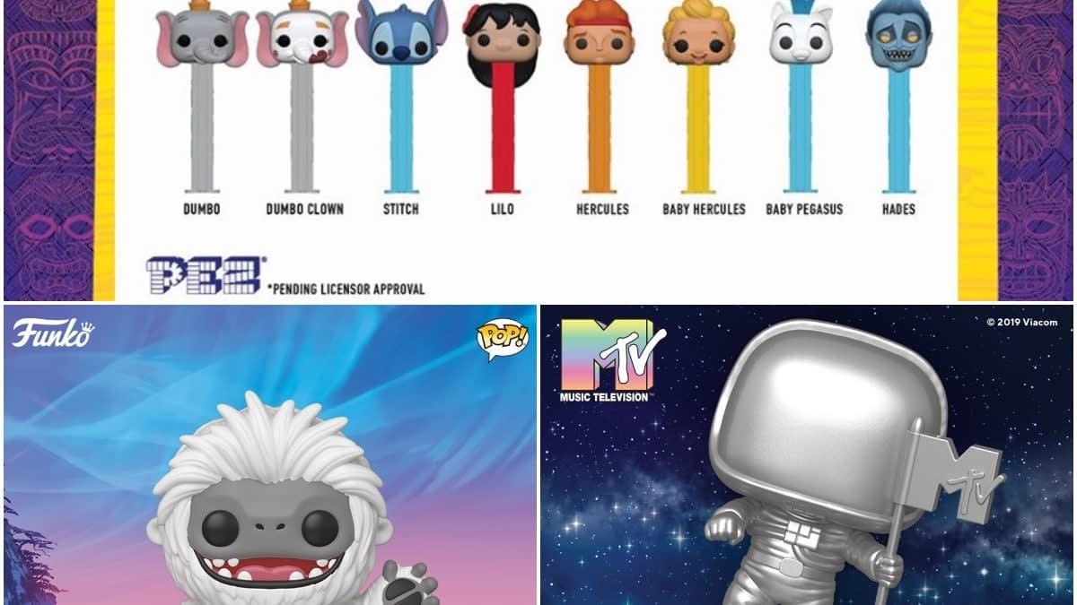 Funko Weekly Roundup (August 11 - 18, 2019)