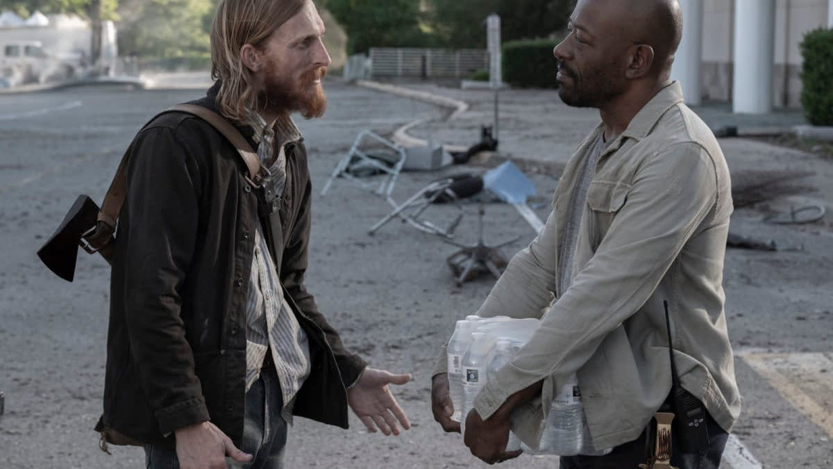 """Fear the Walking Dead"" Season 5, Episode 10 ""210 Words Per Minute"": This Week's Rick Grimes/TWD Connections [SPOILERS]"