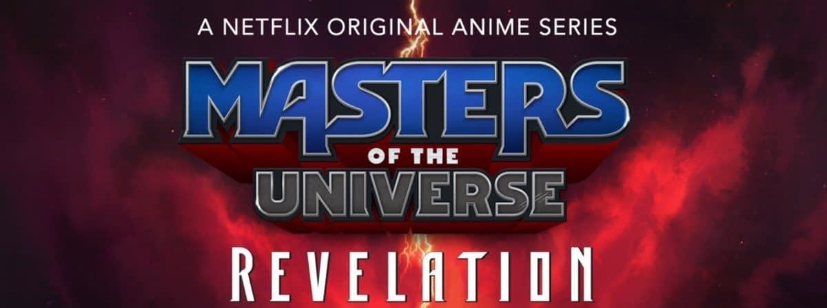 """Masters of the Universe: Revelation"" - Kevin Smith, Netflix to Continue Original Animated Series"