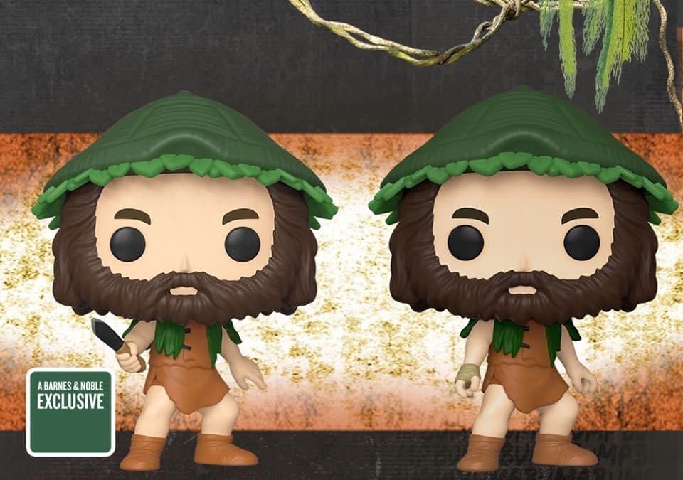 """Jumanji"" Steps out of the Jungle with New Funko Pops!"