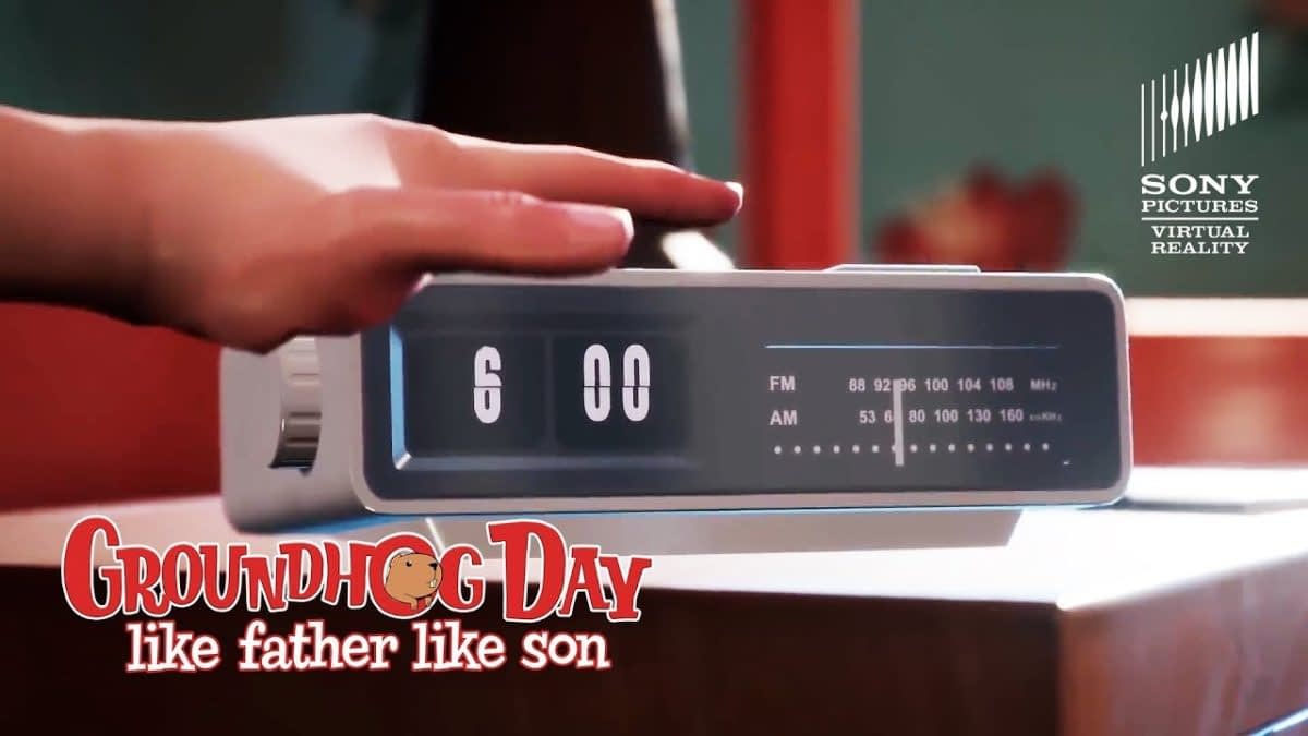 "Sony Previews ""Groundhog Day: Like Father Like Son"" At Gamescom"