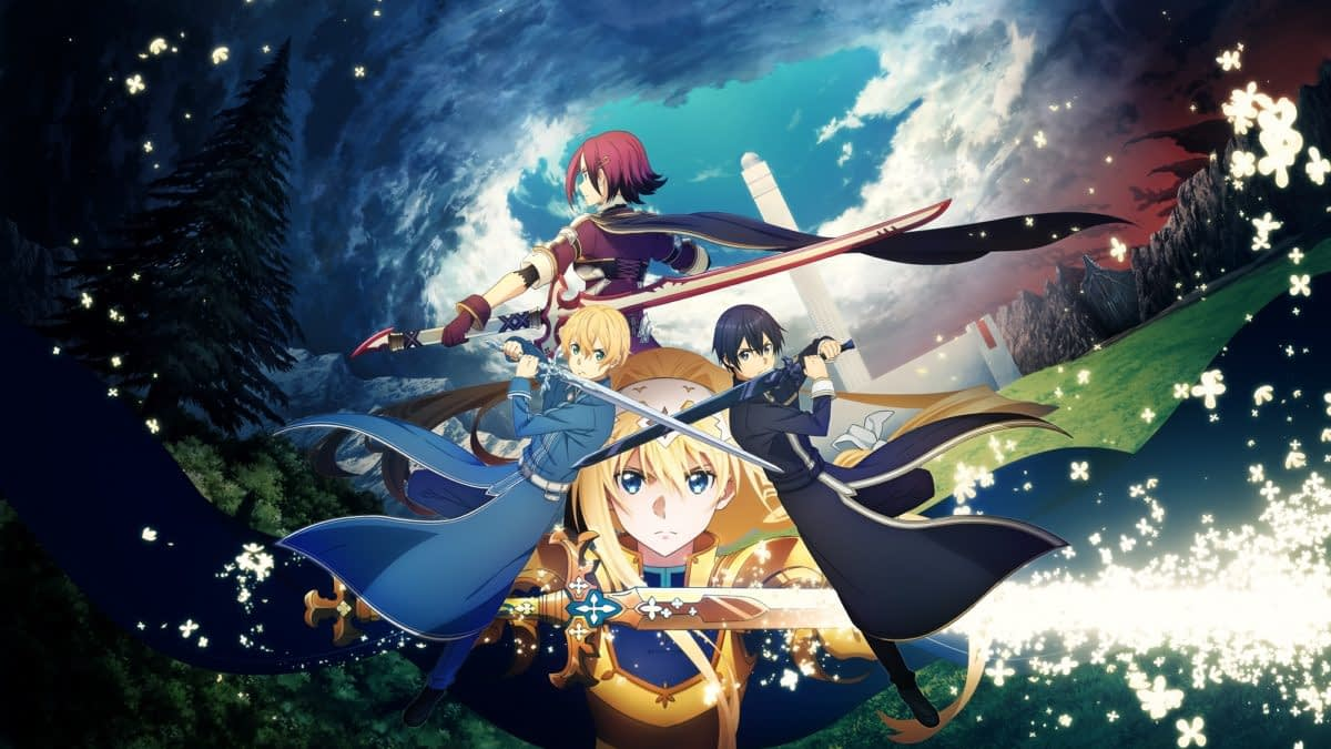 """Sword Art Online: Alicization Lycoris"" Gets A New Trailer At Gamescom"