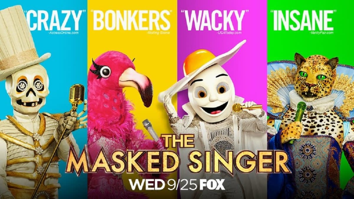 """The Masked Singer"" Season 2 Costumes: Let the Guessing Games Begin! [VIDEO]"