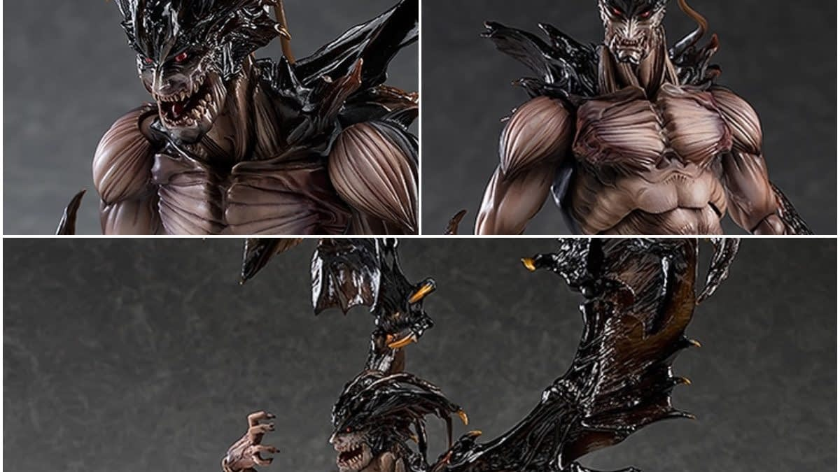 """""""Devilman"""" Returns with New Good Smile Company Figma"""