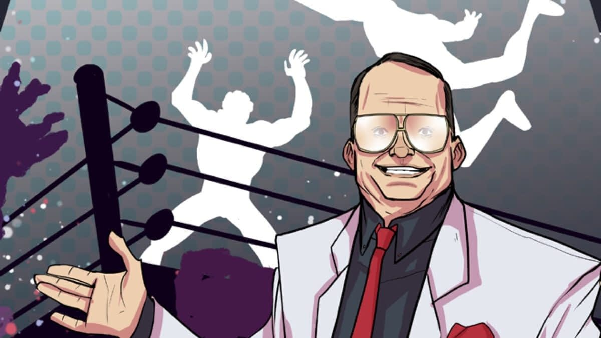 Author of IDW Wrestling Comic, Jim Cornette, Says Women Should Spend More Time in the Kitchen